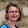 Mariëlle van Dam, text writer and co-creator of the European spider website Arachnophoto